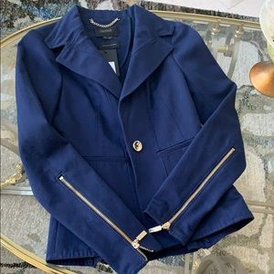 BIRD by Juicy Couture Zipper Jacket NWT